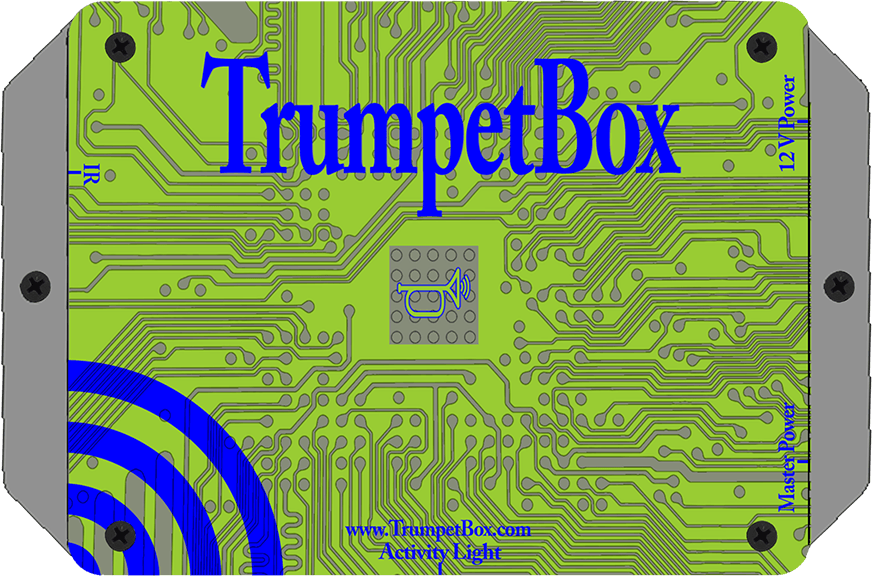 TrumpetBox Contactless Kiosk System